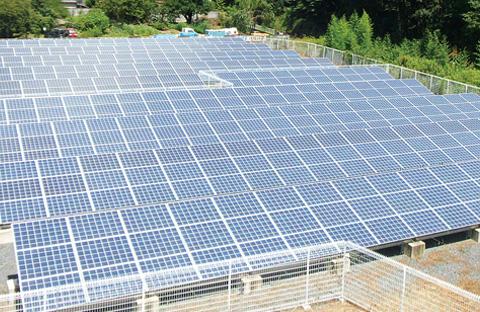 公共・産業用太陽光発電/施工事例
