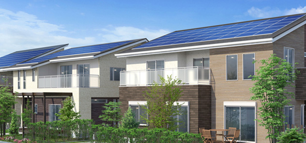 一般用太陽光発電事業