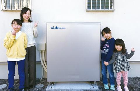 蓄電池システム・お客様の声