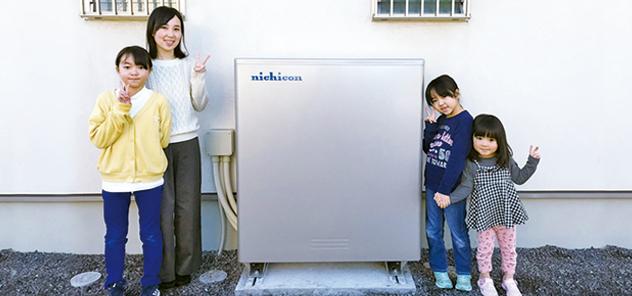 蓄電池システム/お客様の声