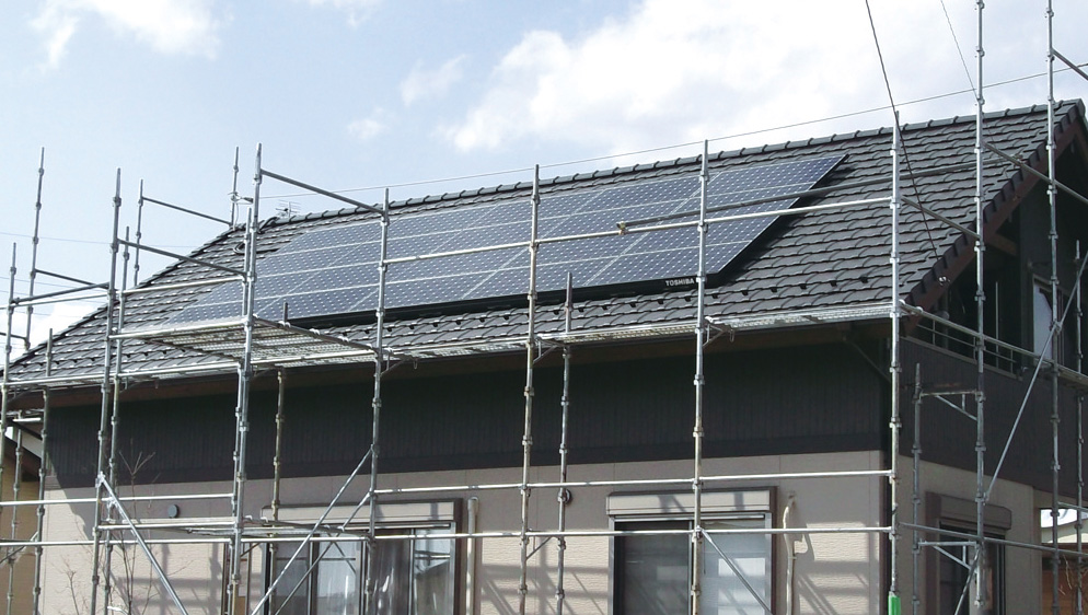 一般用太陽光発電/施工事例