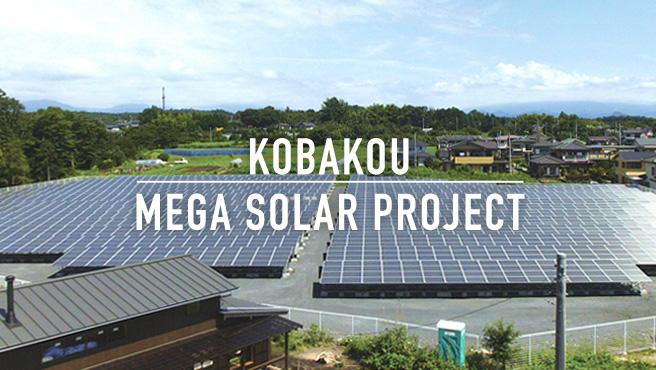 太陽光発電所事業